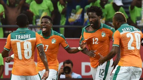Ivory Coast come up against Namibia in their final group stage fixture
