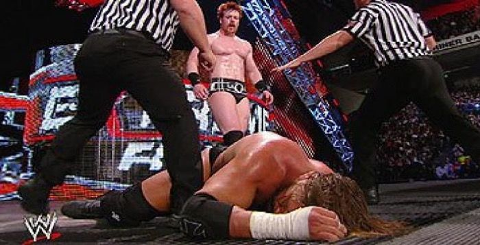 This was the end of Triple H
