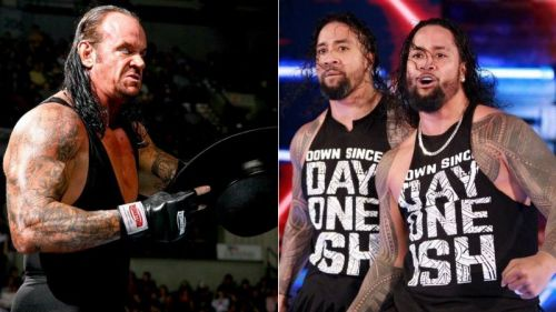 The Undertaker and The Usos have penned new contracts