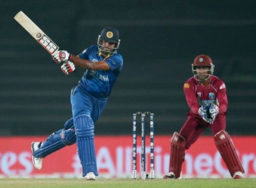 Sri Lanka still has a slender chance of making it to the semifinals