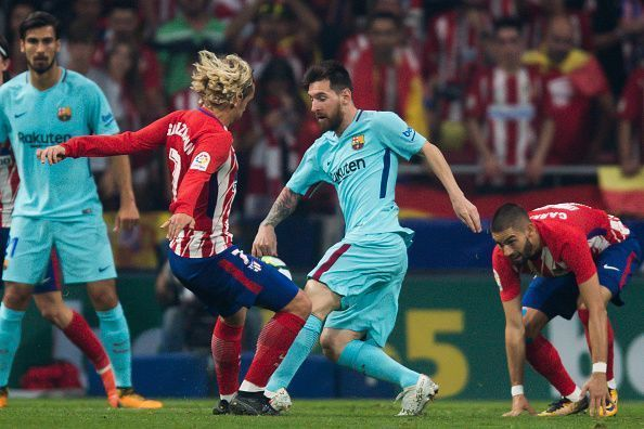 Messi and Griezmann will be the duo to watch out for next season