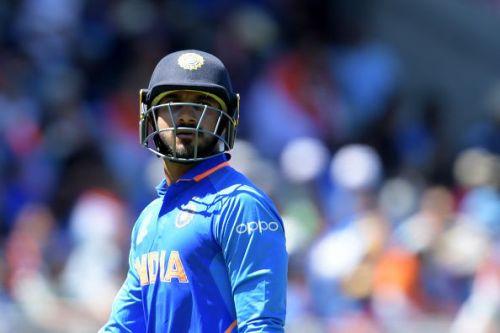 विजय शंकर वर्ल्ड कप से बाहर