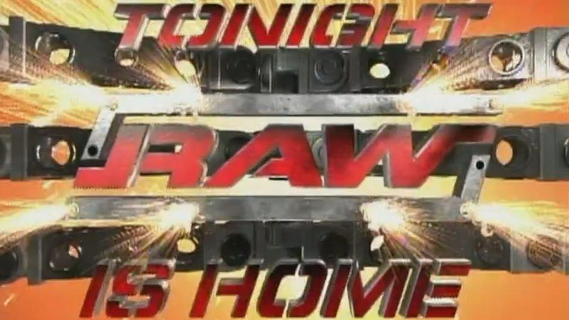 The night Raw returned to the USA Network