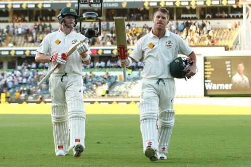Australia v New Zealand - 2nd Test: Day 1