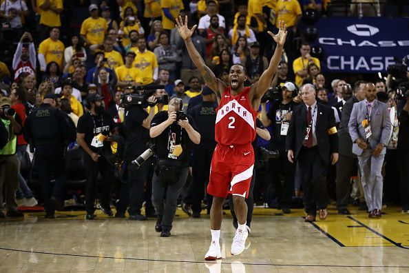 Kawhi Leonard to the Los Angeles Clippers was the biggest offseason deal there was