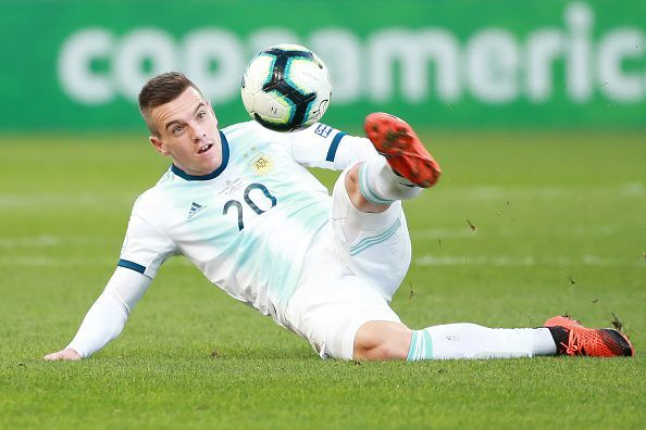 Giovani Lo Celso is reportedly said to become Spurs