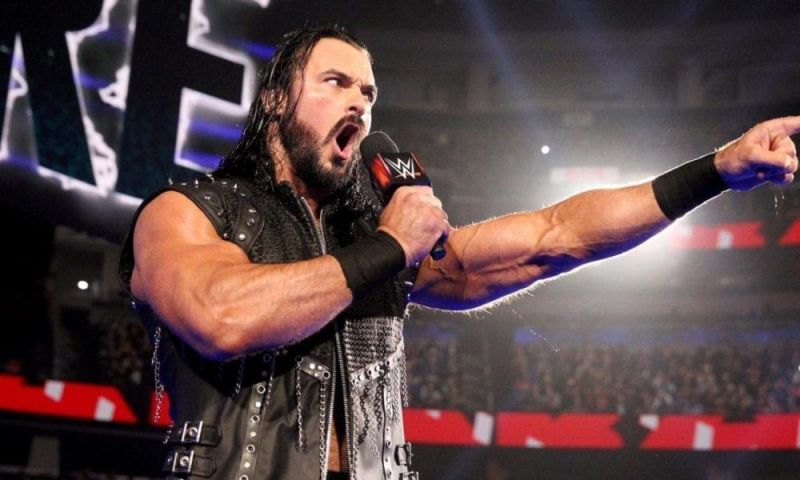 Drew McIntyre has been a heel ever since he made the switch over to the main roster in 2018