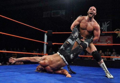 OVW's Randall Floyd in action / Photo courtesy of Gladiator Sports Network