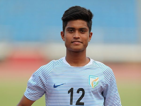 Abhijit has fulfilled his dream of playing in a Kolkata Club