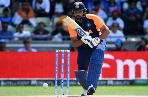 Rohit Sharma scored his 3rd century, England v India - ICC Cricket World Cup 2019
