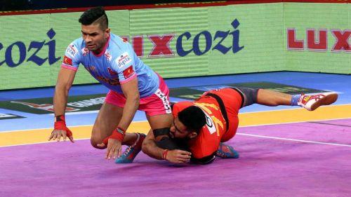 Raju Lal will be aiming at uplifting his game.