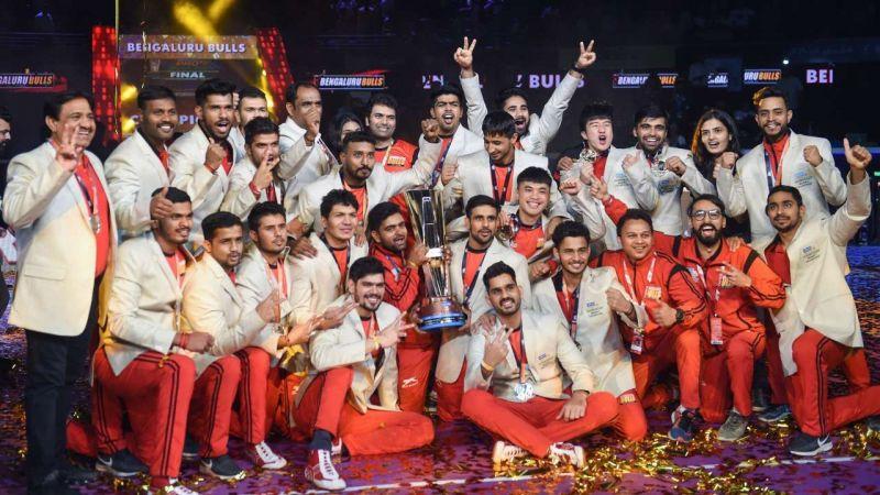 Bengaluru Bulls won the 6th edition of Pro Kabaddi League