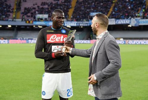 Kalidou Koulibaly has been linked with top clubs such as PSG and Manchester United