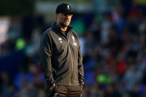 Jurgen Klopp recently talked about Liverpool's transfer activity