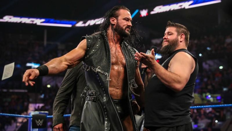 We saw a massive change in character from Kevin Owens