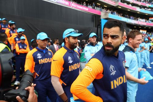 Indian cricket taeam