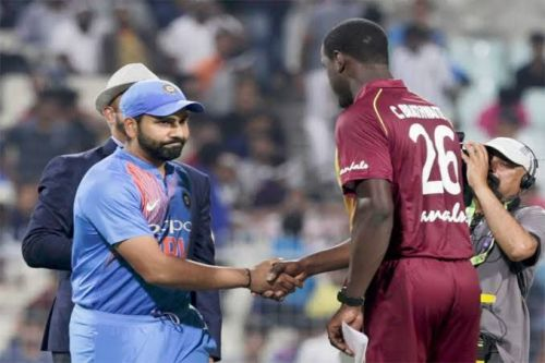 India swept away West Indies in their last T20I series