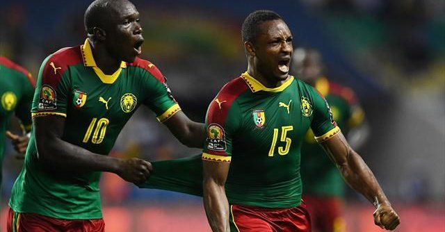 Cameroon need to beat Nigeria on the road to defend their title.
