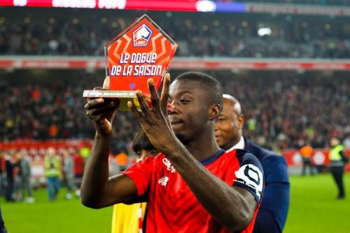 Nicolas Pepe is one of the most sought after players in the world