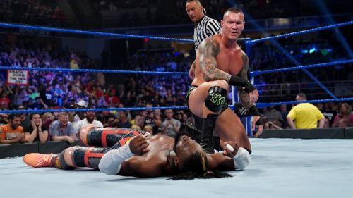 Elias managed to get himself another big match among top superstars