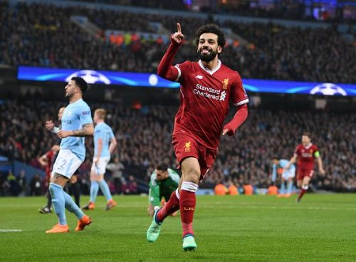 Mo Salah will most likely be unavailable for the Reds this Sunday.