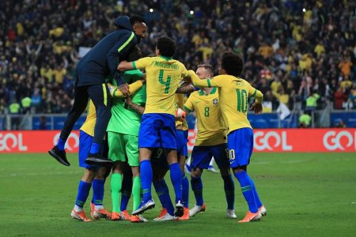 Selecao has the chance to go all the way