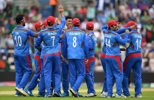 Afghanistan have the last chance to record a win at World Cup 2019