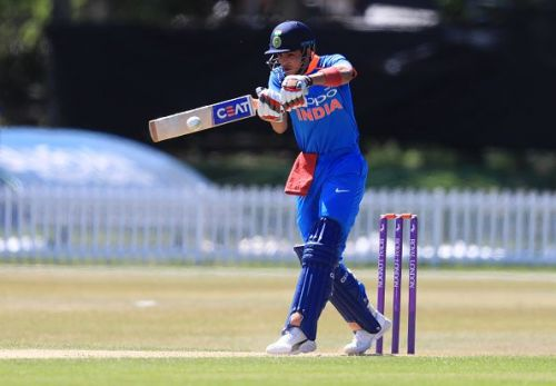 Shubman Gill should be nurtured for the future