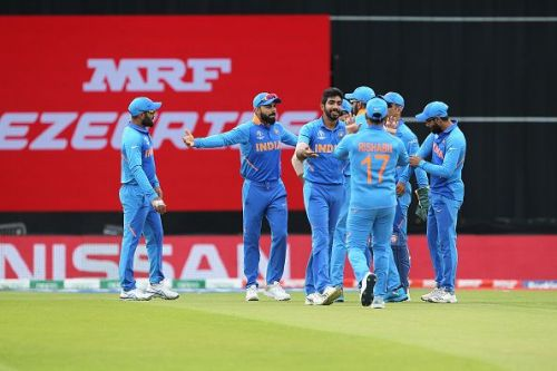 India lost just one match in the league stage