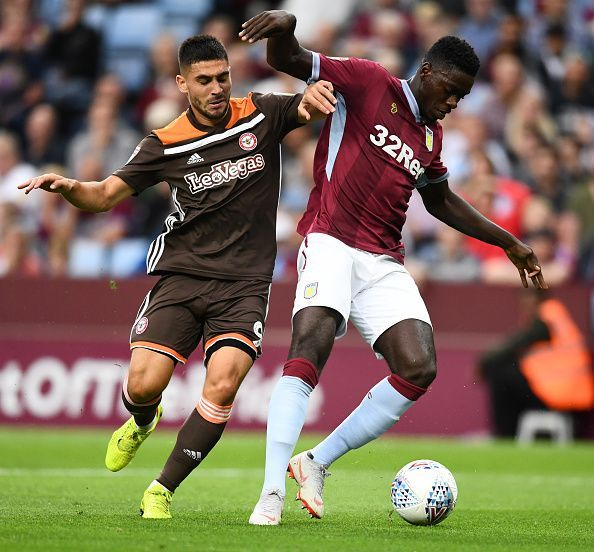 Tuanzebe is returning to Manchester after two years at Aston Villa