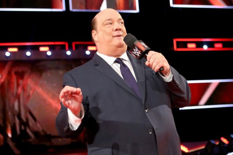 One episode in the belt for Heyman