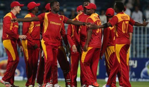 जिम्बाब्वे क्रिकेट टीम