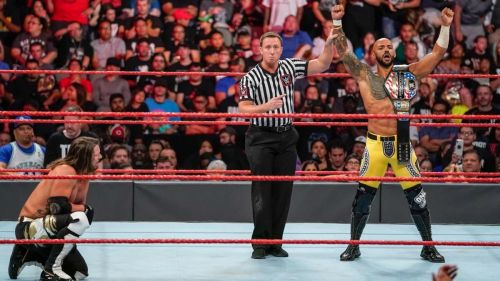 Could Ricochet bring two new friends to tackle AJ Styles?