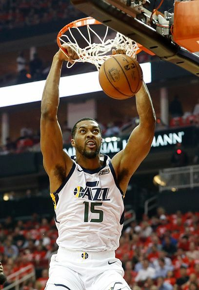 Utah Jazz traded Favors to the Pelicans
