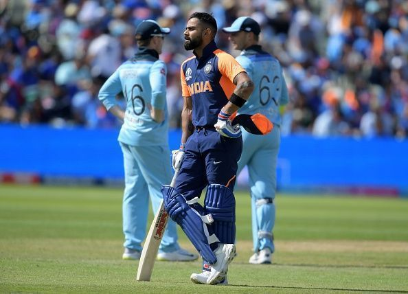 Virat Kohli has a couple of issues to sort out