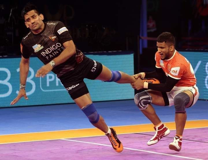 Shubham Shinde will defend for Paltan as a permanent right corner.