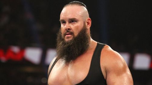 Braun Strowman fell victim to The Giant's curse