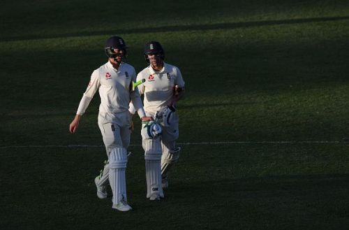 West Indies v England - 3rd Test: Day Two