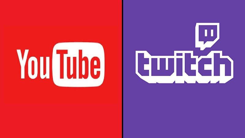 Content Creation on Youtube & Twitch