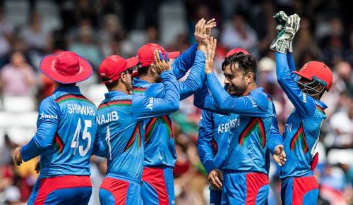 Afghanistan had a poor run to their World Cup 2019 campaign