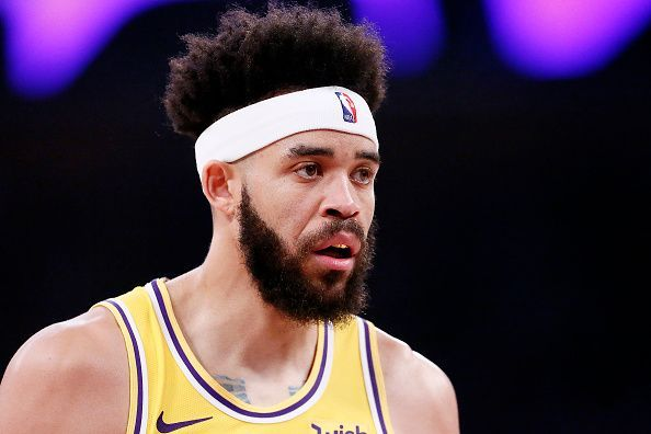 Despite extending his deal earlier this summer, McGee may be traded by the Los Angeles Lakers