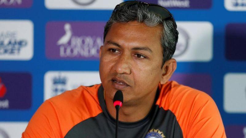 இந்திய அணியின் பேட்டிங் பயிற்சியாளர் சஞ்சய் பங்கர்
