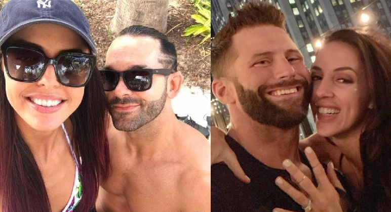 There are a number of couples who are currently engaged in WWE