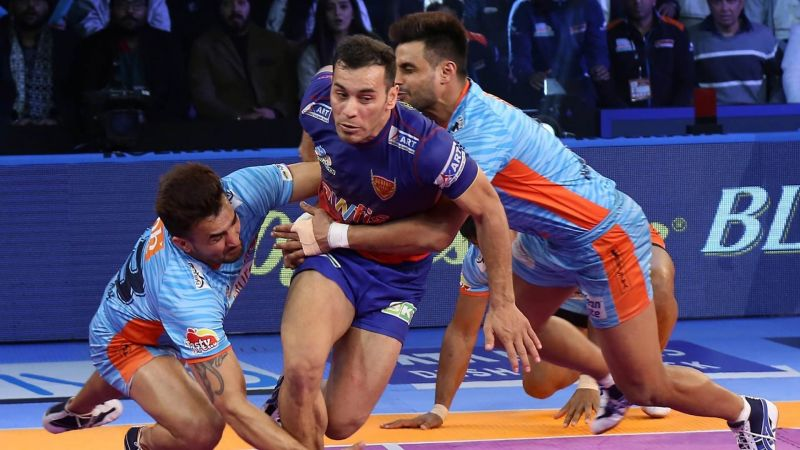 Meraj Sheykh is all set to play for Dabang Delhi in the seventh season of the Pro Kabaddi League