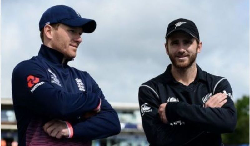 ICC cwc19 -Match 41, England vs New zealand
