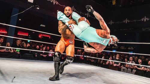 Rey Mysterio and Ricochet have already expressed an interest in feuding