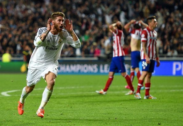 Real Madrid v Atletico de Madrid - UEFA Champions League Final