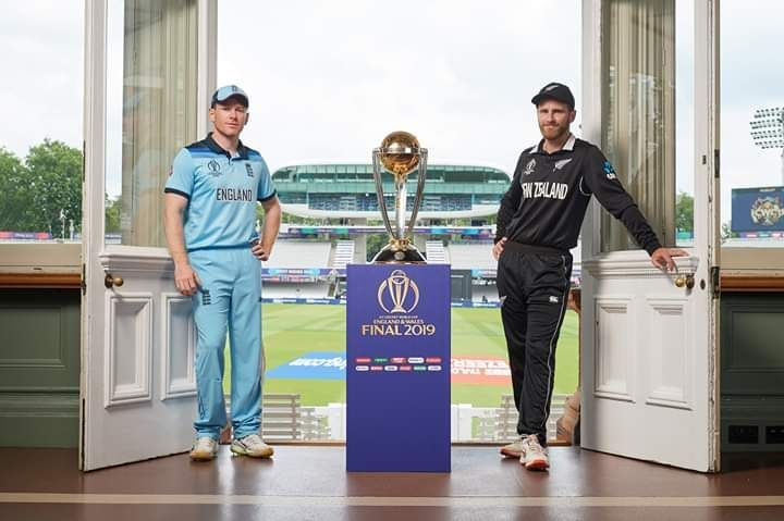 Both England as well as New Zealand will be looking froward to winning their first World Cup Trophy.