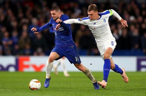 Kovacic was arguably Chelsea's best player on the pitch