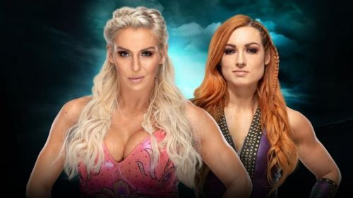 Charlotte Flair and Becky Lynch